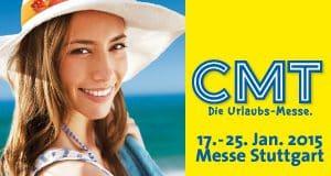 Die Urlaubs-Messe. CMT 2015 Caravans, Reisemobile