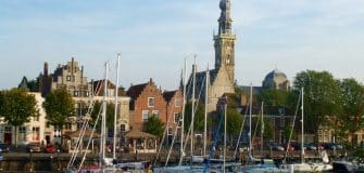 Ontdek de hele zomer lang de mooiste kleinere stadjes van Nederland: Veere