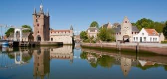 Ontdek de hele zomer lang de mooiste kleinere stadjes van Nederland: Zierikzee