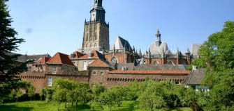 Ontdek de hele zomer lang de mooiste kleinere stadjes van Nederland: Zutphen