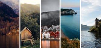 5 ideale Ziele für Ihren Campingtrip im Herbst in Europa