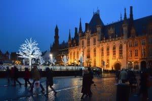 Kerstmarkt van Brugge