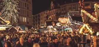 5 Weihnachtsmärkte, die Sie gesehen haben müssen